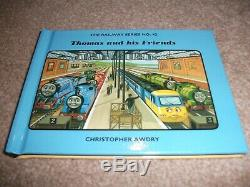 Thomas And His Friends Christopher Awdry The Railway Series 42 Tank Engine Rare