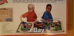 Thomas & Friends A Day At The Works 1997 Rare Brown Label 99504 Vintage! NEW