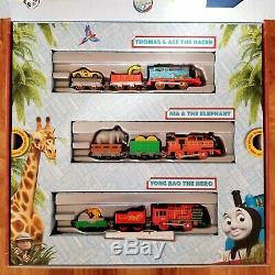 Thomas & Friends The Train Big World Big Adventures Collectors Box NEW Very Rare