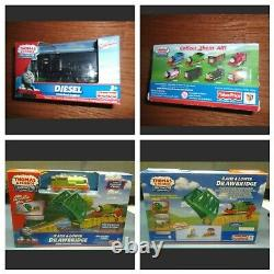Thomas & Friends Tomy Trackmaster 2006 Train lot of 9 New, Rare See all Pictures