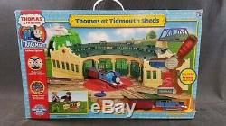 Thomas & Friends Trackmaster Thomas At Tidmouth Sheds New Train Engine