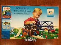 Thomas & Friends Wooden Railway Day at the Works (Learning Curve, 2006) New