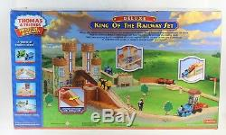 Thomas & Friends Wooden Railway Deluxe King Of The Railway Set Tank Engine Train