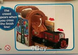 Thomas & Friends Wooden Railway Dustin comes in First Set Real Wood With Book