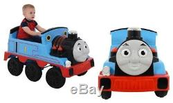Thomas The Tank Engine 12V Powered Vehicle Kids Boys Ride On Battery Car Outdoor