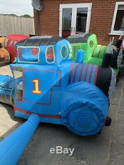 Thomas The Tank Engine And Friends Continuous Airflow Adventure