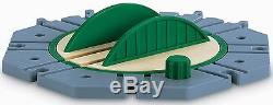 Thomas The Tank Engine & And Friends Wooden Railway Tidmouth Sheds Brand New BN