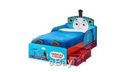 Thomas The Tank Engine Bed Toddler First Character Junior Toy Storage Play Sleep