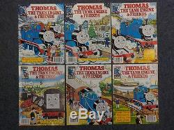 Thomas The Tank Engine & Friends Marvel 107 Magazines Collection! (ID599)
