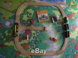 Thomas The Tank Engine Percy Takes The Plunge Set 1997 Britt Learning Curve