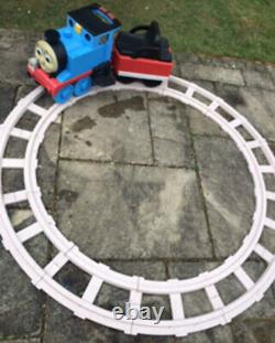 Thomas The Tank Engine Ride On Battery Train And Circle Track Musical Toy