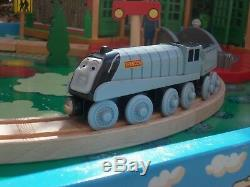 Thomas The Tank Engine Table, James, Spencer, Oliver & Stanley, Track & Accessrs
