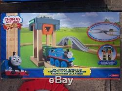 Thomas The Tank Engine Table, Track, Engine, Accessories As Detailed