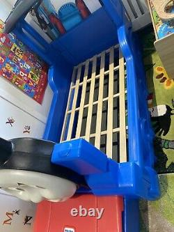 Thomas The Tank Engine Toddler Bed, Little Tikes. COLLECTION ONLY