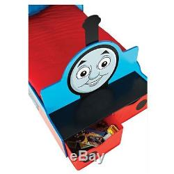 Thomas The Tank Engine Toddler Bed Only 18 Months + Kids Bedroom New Free P+p