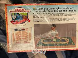 Thomas The Tank Engine Wooden Railway 1996 Instant System Set Number 2 No. 2 New