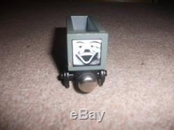 Thomas The Tank Engine Wooden Railway Elc Brio Grey Troublesome Truck White Face
