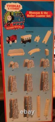 Thomas The Tank & Friends-rheneas & The Roller Coaster Set 32 Pieces 2006 New