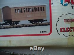 Thomas The Tank Lionel 8-81011 Engine & Friends. G Scale Train Set Used