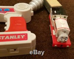 Thomas The Tank engine & Friends REMOTE CONTROL RC STANLEY Trackmaster MOTORISED