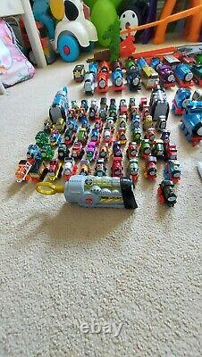 Thomas Train Bundle Trackmaster Mini Take and Play, over 150 items. Joblot