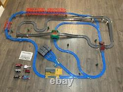Thomas Train Giant Set(and Extra)Tomy Motorized Road And Rail System Complete