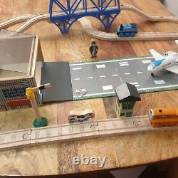 Thomas Wooden Railway Jeremy And The Airfield
