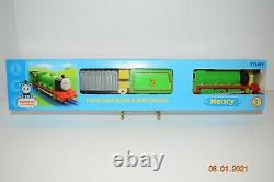 Thomas and Friends Railway SystemHenryTrackmasterHITRare NEW