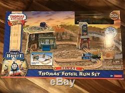 Thomas and Friends Wooden Railway Fossil Run Train Set Tale of The Brave