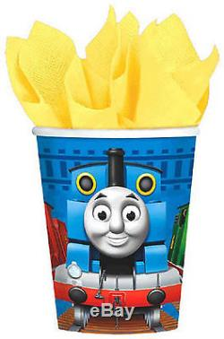 Thomas the Tank Engine 9oz Party Cups, 8 per Pack. 30340890
