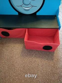 Thomas the Tank Engine Canopy Bed in great condition