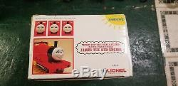 Thomas the Tank Engine-Electric Train System. JAMES THE RED ENGINE. NEW IN BOX