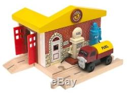 Thomas the Tank Engine & Friends Wooden Railway Sodor Service Station