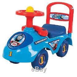 Thomas the Tank Engine My First Tri Scooters and Bikes, Sit and Ride-On
