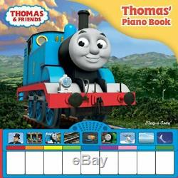 Thomas the Tank Engine Piano Book by Publications International Book The Cheap