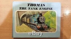 Thomas the Tank Engine Series No. 2 stories Book SIGNED by Rev W Awdry