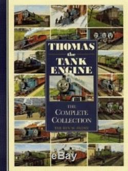 Thomas the Tank Engine The Complete Collection by Edwards, Peter Hardback Book