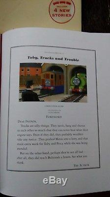 Thomas the Tank Engine The New Collection by Christopher Awdry (Hardback, 2007)