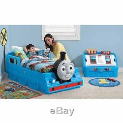 Thomas the Tank Engine Toddler Bed Nursery Bedding JUST FRAME ONLY