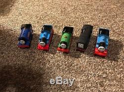 Thomas the Tank Engine Trackmaster Engine, Car, Tender, Rolling Stock Lot 88