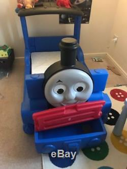Thomas the Tank Engine children toddler bed