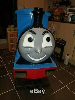Thomas the Tank Engine coin ride in working condition set to 50p per ride