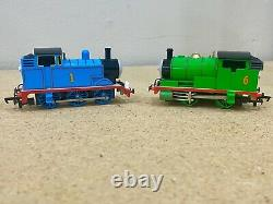 Thomas the Train & Friends HO Scale Bachmann Electric Set Lot Moving Eyes