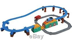 Tomy Thomas the Tank Engine Bertie and competition! Beer to Flip bridge set of