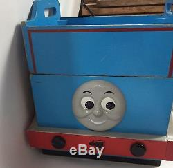 VTG Thomas the Tank Engine Toys chest, toy box, Missing the cover