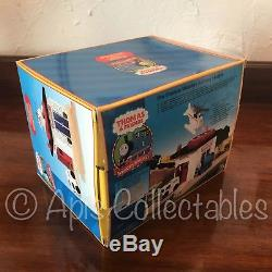 WOODEN THOMAS The Tank Engine RESCUE HOSPITAL 2002 Red Label LC 99349 BNIB