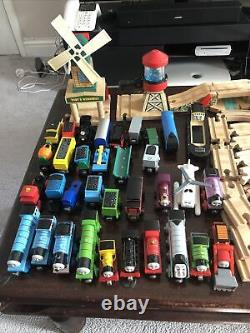 Wooden Thomas The Tank Engine Train Sets, Tracks And Accessories